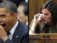 WATCH: What Taya Kyle Just Revealed About Obama PROVES What A National Disgrace He Is…