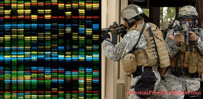 "Special Ops Armed With Rapid DNA Scanners… ""Get Ready For Advanced Biometric Warfare"""