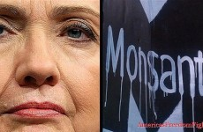 Hillary Clinton… Monsanto's Next Poster Puppet (Video)