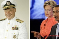 4-Star US Navy Admiral Obliterates Hillary Clinton And Obama – Warns America And US Constitution In Grave Danger Of Being Overthrown…