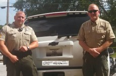 URGENT: Sheriff's Department THREATENED For Adding These 4 Words On Patrol Cars…