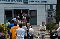 Is America Next? Greek Bankers Plan To Raid Deposits To Avert Total Collapse (Video)
