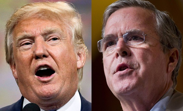 BOOM: Trump Destroys Jeb Bush On Illegal Immigration… Here's His Brutal Message