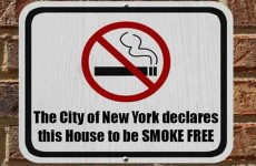 BIG BROTHER: NYC Mayor Pushes Ban On Cigarette Smoking… In Your Own Home!