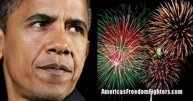 URGENT: President Obama Is Going To End The 4th Of July As We Know It… SPREAD THIS