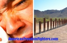 SAY WHAT? Illegal Aliens Complaining The Border Fence Is TOO HIGH To Jump! #NoAmnesty