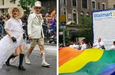 SICK: NYC 'Gay Pride' Parade Exposes Kids To Nudity, Lewdness And Vulgarity… Brought To You By Walmart