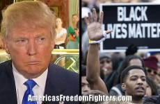URGENT: #BlackLivesMatters Issues Death Threat To Donald Trump… He's NOT Backing Down!