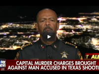 "Sheriff David Clarke DESTROYS #BlackLivesMatter, Calls Them ""Black Slime""… Here's Who He Blames"
