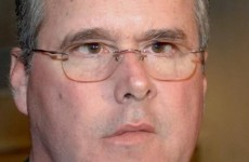JEB Supporters Caught Doing THIS During Rally… You Won't See This Happen To TRUMP (Video)