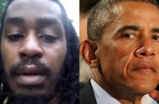 """Obama's #BlackLivesMatter Declare """"Open Season On White People And Cops"""" [WATCH]"""