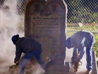Liberal COWARDS Make SICKENING Move In Middle Of The Night To DESTROY America's Heritage…