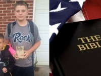 Kids Holding Their Bibles Lighting Up Twitter… Here's The INCREDIBLE Reason Why