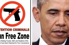 """BREAKING: This State Just SHUT DOWN """"Gun-Free Zones"""" In A MAJOR Way… Obama Is LIVID"""