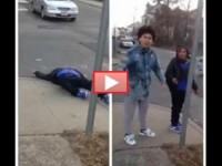 Black Thug Knocks Old Man Out In One Punch, What His Friends Did Is OUTRAGEOUS [WATCH]