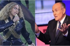 Here's What Giuliani Said Was 'Terrible' About Beyoncé's Show, It's NOT What You Think