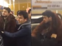 German Man Jumps In When Muslims Molest Little Girl, Look What They Did To Him [Vid]