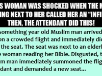Woman Shocked When Man Calls Her An 'INFIDEL'… Then THIS Happened!
