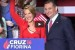 Did You Notice Who Was Behind Cruz And Fiorina During VP Announcement? MILLIONS Did… [VID]