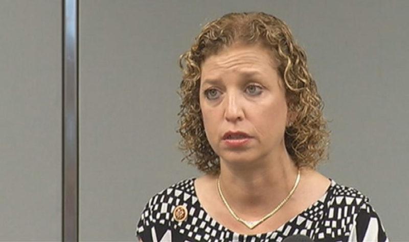 As Primary 'Rift' Rages On For Democrats, Debbie Wasserman-Schultz Got HORRIBLE News