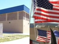 School Bans American Flag, Panic When They See Who Rolled Up Outside…