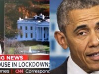 Look Where Obama Was While The White House Was On Lockdown- You'll NEVER Guess…