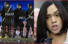 BREAKING: Baltimore Cops Just Delivered BRUTAL News To Marilyn Mosby Over Freddie Gray Case