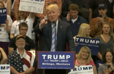 Something STRANGE Happened At Trump's 'Big Sky' Rally, And The Media's SILENT