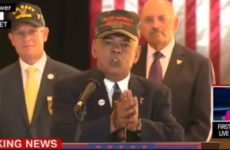Marine Steals Podium During Trump Press Conference, STUNS Liberal Media After He Says THIS
