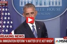 BREAKING: Obama Just FLIPPED OFF SCOTUS On Illegal Amnesty Ruling… This Is OUTRAGEOUS (Video)