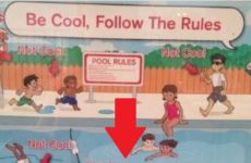 Red Cross Puts Up 'Super Racist' Pool Safety Signs, Now THIS Is Happening…