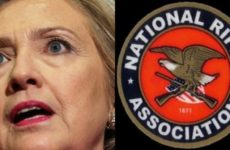 NRA Totally DESTROYS Hillary Clinton By Doing THIS… Spread This Everywhere [VIDEO]