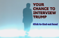 TONIGHT ONLY: Ask Donald Trump ANYTHING And Get An Answer! Here's How