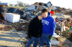 BREAKING: Tornadoes Flatten Indiana Towns As Storms Sweep The State… Please Send Prayers