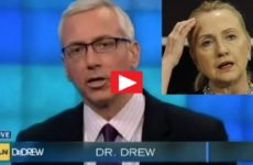 BREAKING: Days After Dr. Drew Said Hillary Has BRAIN DAMAGE, He Gets The WORST News Possible… [VID]