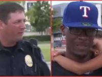 Black Girl Cries When White Cop Pulls Over Dad, SHOCKED By What Officer Does Next… [VID]