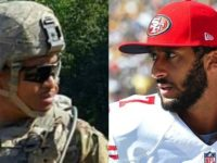 Army Ranger Vet Tells 49ers QB What He Should Be Doing Rather Than Sitting Out National Anthem