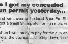 Man Goes To Buy A Gun But What Happened Next Is PRICELESS!