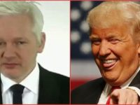 "BREAKING: WikiLeaks Drops Trump BOMBSHELL, ""More Controversial Material Than …"""