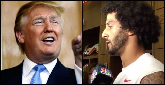 BREAKING: Trump Issues LEGENDARY Response To Colin Kaepernick And Let's Just Say, It's BRUTAL