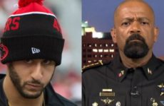 BREAKING: Colin Kaepernick NOT Happy After Sheriff Clarke Calls Him THIS… Internet Immediately ERUPTS