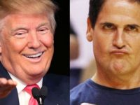 BREAKING: After Hearing Hillary Invited Mark Cuban To Debate, Trump Invites 'Special' Guest Of His Own