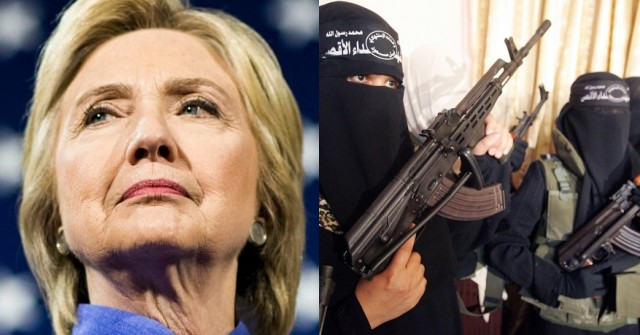 BRAIN DAMAGE: Hillary Releases Plan To Fight TERRORISM… There's Just One MASSIVE Problem