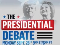 WATCH LIVE HERE: Donald Trump And Hillary Clinton Face Off In First Presidential Debate