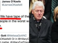 BREAKING: Project Veritas To Release UNDERCOVER Video Of Hillary Demeaning Blacks… Clinton Camp SCRAMBLING