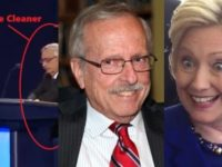 BREAKING: Hillary Clinton Used 'Cleaner' To Cheat And Now We Know Who He REALLY Is [VID]