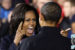 BREAKING: MICHELLE OBAMA Loses It And Slashes ELDERLY Man With STILETTO Heel [Pic]