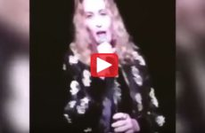 WATCH: Madonna Promises To Give ALL Americans Oral Sex As Long As They Do THIS…
