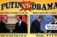 Putin DESTROYS Obama Brilliantly In These 10 BRUTAL Pics…