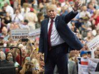 BREAKING: Trump Picks Up MAJOR Endorsement Weeks Before Election…